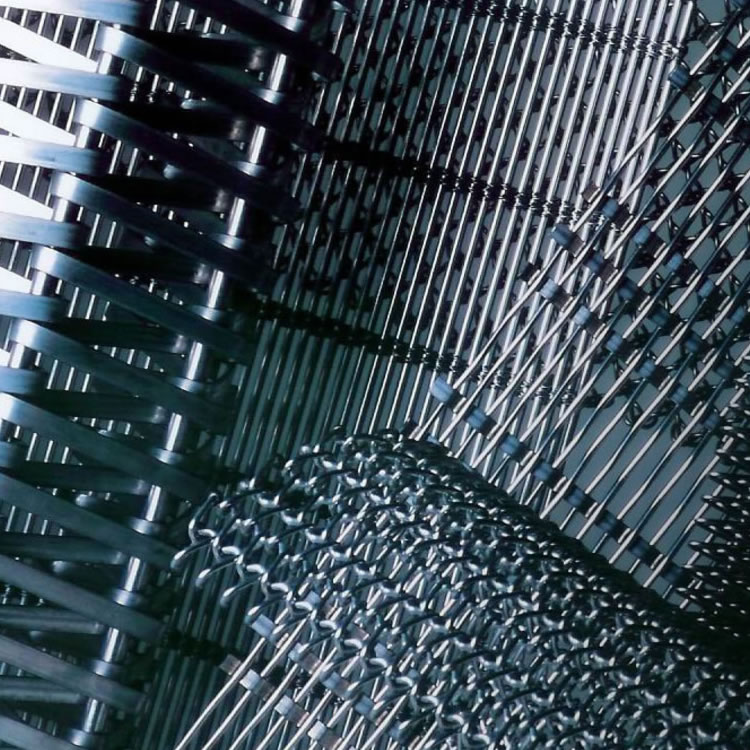 Woven Wire Mesh Decorative Metal Mesh