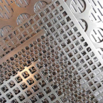 Perforated Metal Stainless Steel